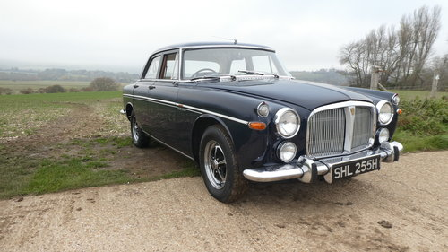 1969 Rover P5B V8 Saloon  SOLD (picture 1 of 6)