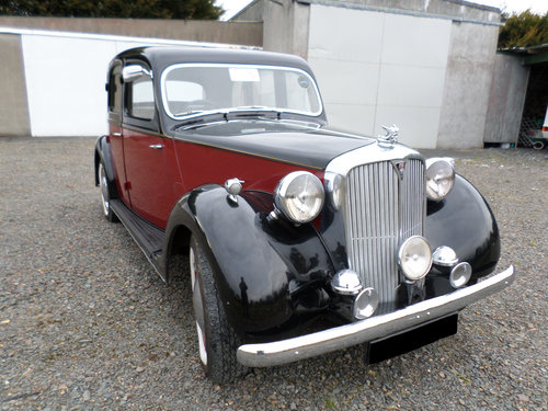1948 P3 Rover For Sale (picture 6 of 6)