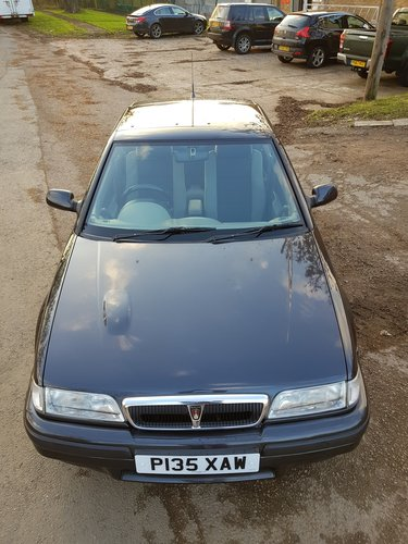 1996 One Owner Rover 216 Coupe For Sale (picture 5 of 6)