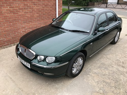 2002 Rover 75 V6 SE Automatic 2L SOLD (picture 4 of 5)