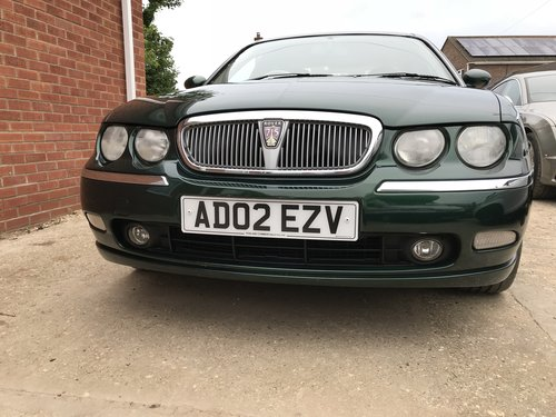 2002 Rover 75 V6 SE Automatic 2L SOLD (picture 5 of 5)