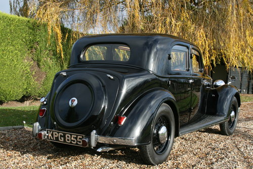 1946 Rover P2 14 Sports. NOW SOLD,MORE CLASSIC CARS Wanted (picture 2 of 6)