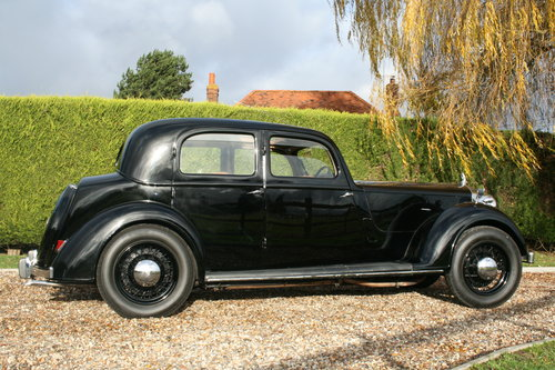 1946 Rover P2 14 Sports. NOW SOLD,MORE CLASSIC CARS (picture 6 of 6)