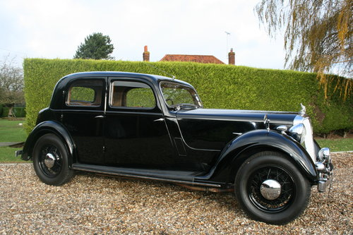 1946 Rover P2 14 Sports. NOW SOLD,MORE CLASSIC CARS (picture 1 of 6)
