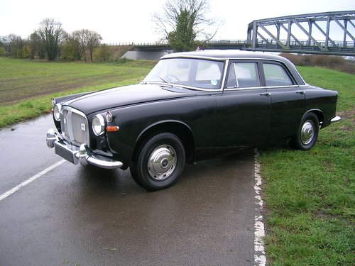 1965 Rover P5 3 Litre Automatic Saloon Historic Vehicle  For Sale (picture 1 of 6)