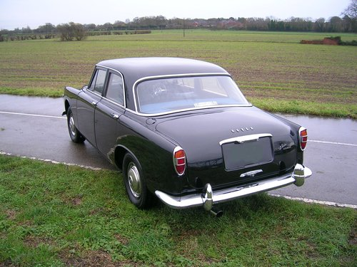 1965 Rover P5 3 Litre Automatic Saloon Historic Vehicle  For Sale (picture 2 of 6)