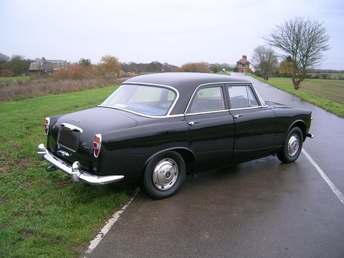 1965 Rover P5 3 Litre Automatic Saloon Historic Vehicle  For Sale (picture 4 of 6)