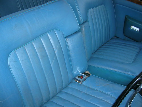 1965 Rover P5 3 Litre Automatic Saloon Historic Vehicle  For Sale (picture 6 of 6)