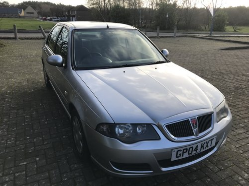 2004 Low mileage with last body shape, 2 owners For Sale (picture 1 of 6)
