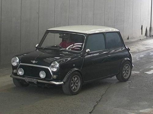 1995 ROVER MINI CLASSIC COOPER 1300 MANUAL ONLY 49000 MILES For Sale (picture 1 of 4)
