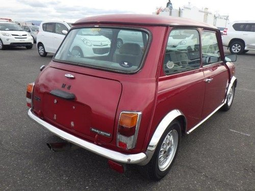 1997 ROVER MINI MODERN CLASSIC MAYFAIR 1300cc MANUAL LOW MILES  For Sale (picture 3 of 6)
