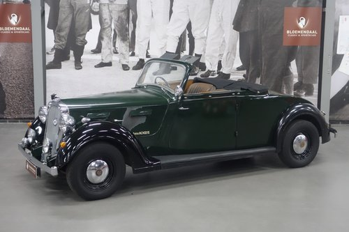 1947 Rover 16 HP Convertible For Sale (picture 1 of 6)
