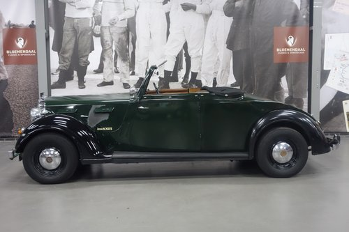 1947 Rover 16 HP Convertible For Sale (picture 3 of 6)