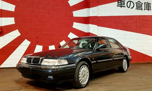 1994 ROVER 827 SLi VITESSE AUTO HONDA 2.7 * ONLY 21000 MILES For Sale (picture 1 of 6)