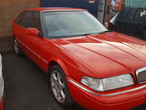 1997 Rover 820 Turbo For Sale (picture 1 of 4)