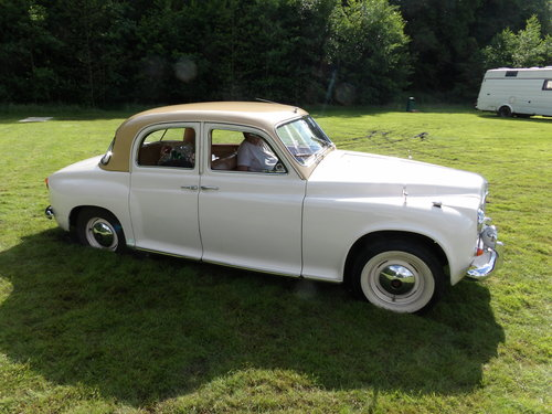 Rover P4 60 1955 TWO TONE!!!! For Sale (picture 2 of 6)