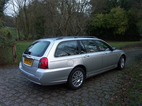 2005 ROVER 75 TOURER SE 2.0 CDTI SOLD (picture 3 of 6)
