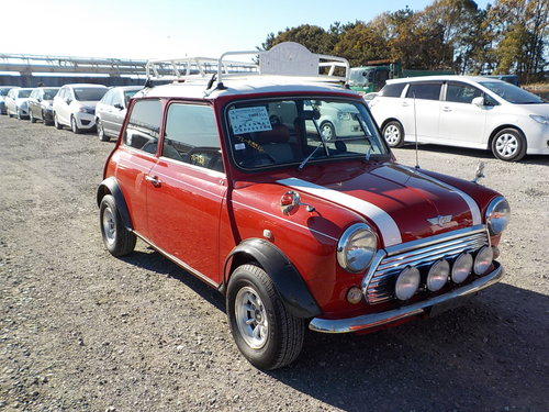 1995 ROVER MINI COOPER MONTE CARLO MANUAL  For Sale (picture 1 of 6)