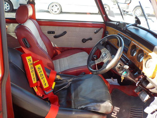 1995 ROVER MINI COOPER MONTE CARLO MANUAL  For Sale (picture 4 of 6)