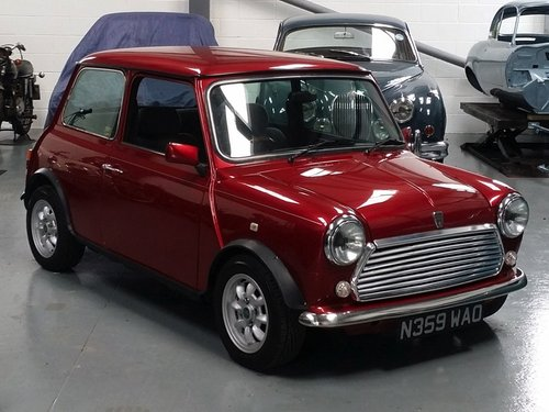 1995 Rover Mini Mayfair in exceptional condition. SOLD (picture 1 of 6)