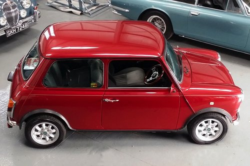 1995 Rover Mini Mayfair in exceptional condition. SOLD (picture 4 of 6)
