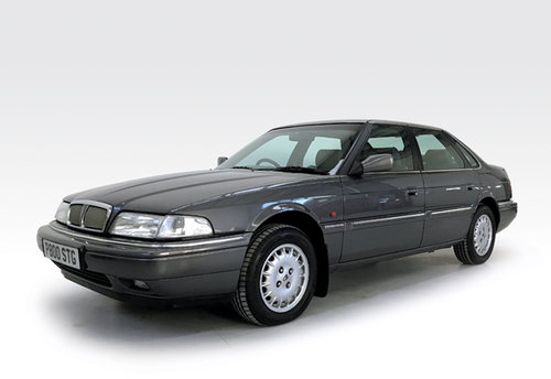 1997 Rover 825 Stirling SOLD (picture 1 of 6)