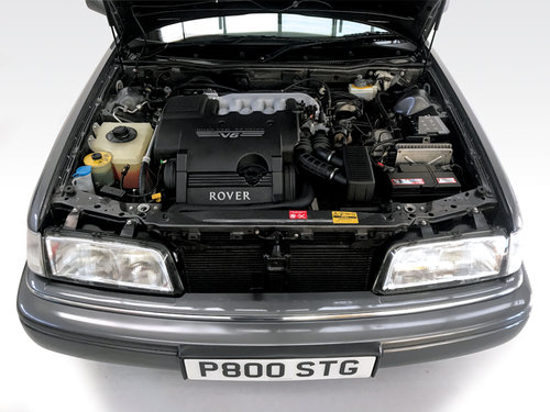 1997 Rover 825 Stirling SOLD (picture 3 of 6)
