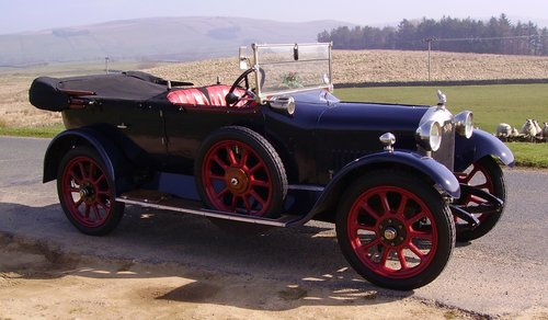 1923 Rover Clegg 12HP SOLD (picture 1 of 6)