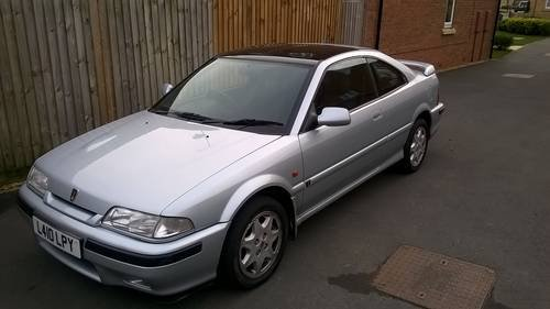 1993 ROVER COUPE TOMCAT AUTOMATIC 49,000M EXCELLENT For Sale (picture 1 of 4)