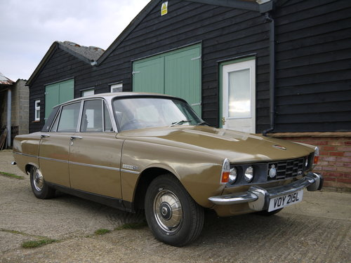 1973 ROVER P6 2000TC - LIGHT PROJECT - USE OR IMPROVE !! SOLD (picture 1 of 6)