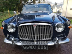 1965 Rover P5  For Sale