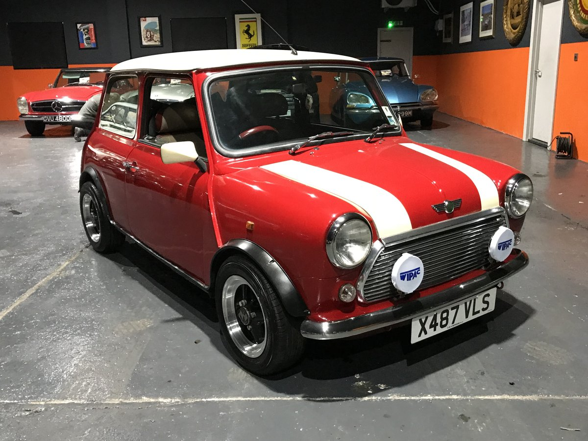 2000 2001 mini seven *34000*miles from new For Sale (picture 1 of 6)