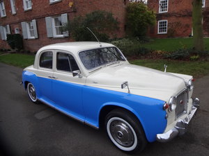 1964 Rover 110 4 Door saloon