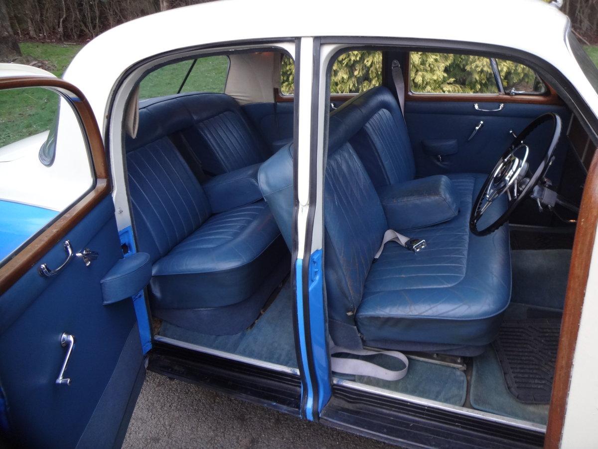 1964 Rover 110 4 Door saloon SOLD (picture 2 of 6)