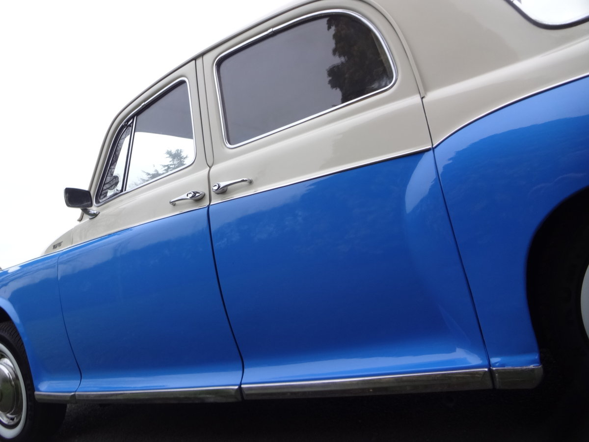 1964 Rover 110 4 Door saloon SOLD (picture 3 of 6)