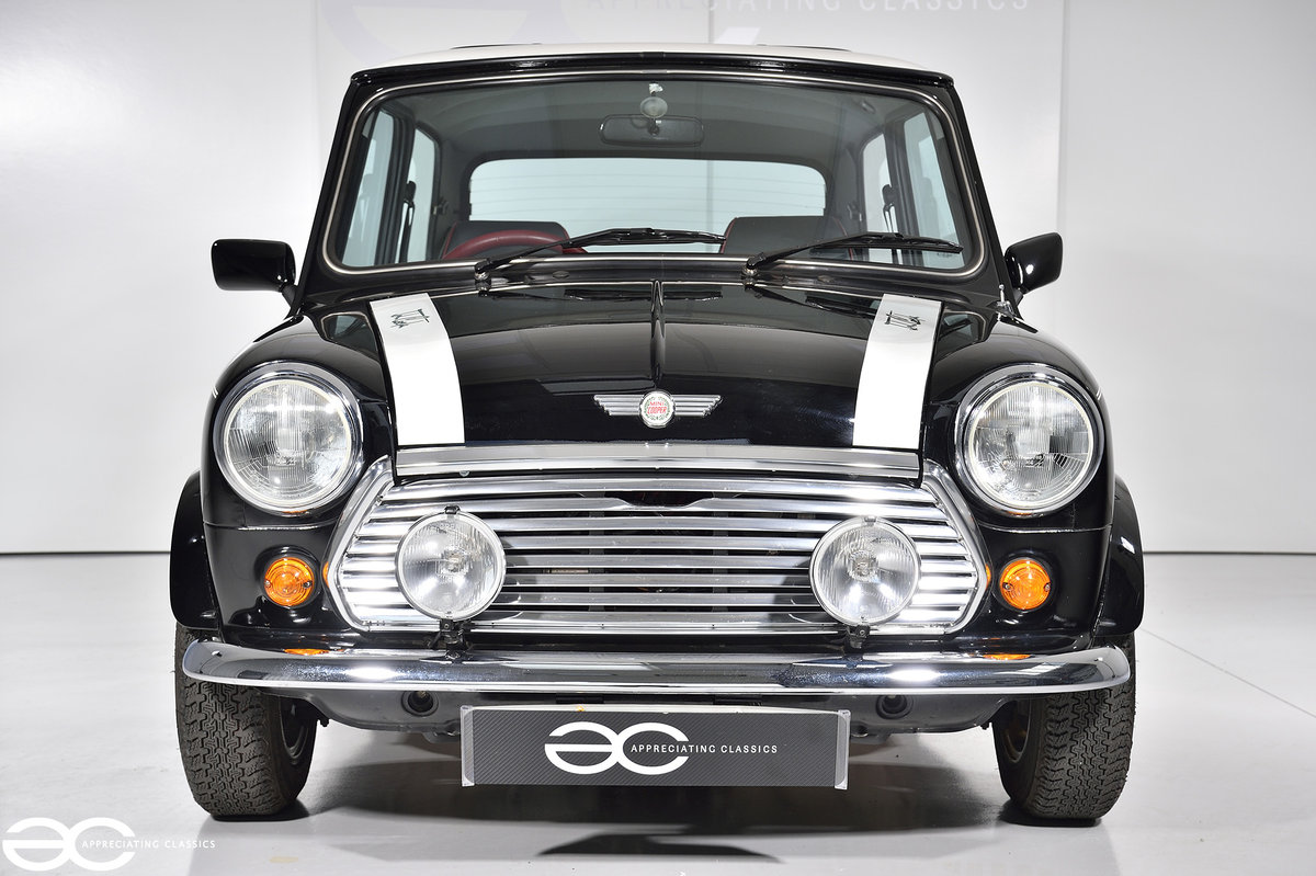 1990 Charity Auction - Mini Cooper RSP - 5K Miles - One Owner SOLD by Auction (picture 1 of 6)