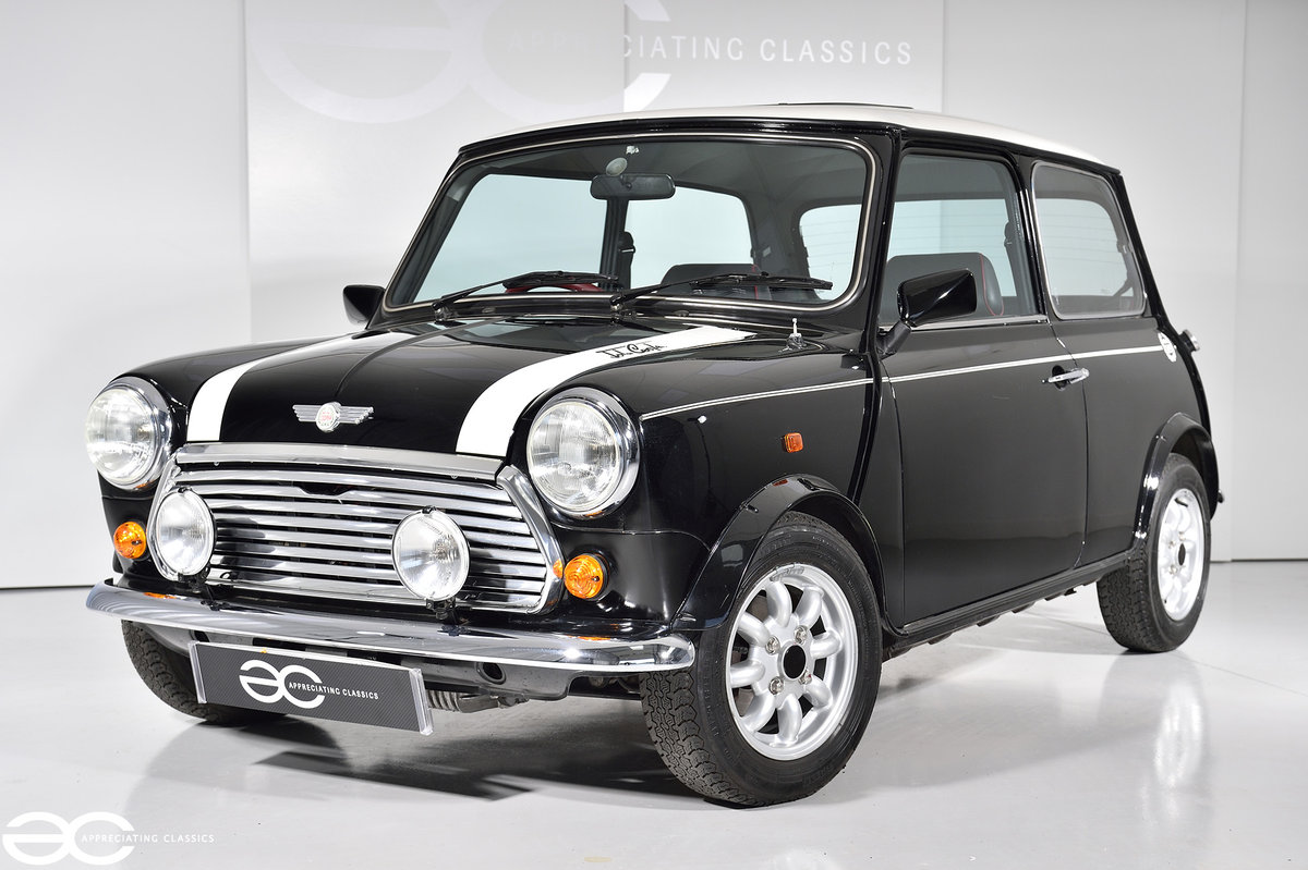1990 Charity Auction - Mini Cooper RSP - 5K Miles - One Owner SOLD by Auction (picture 2 of 6)
