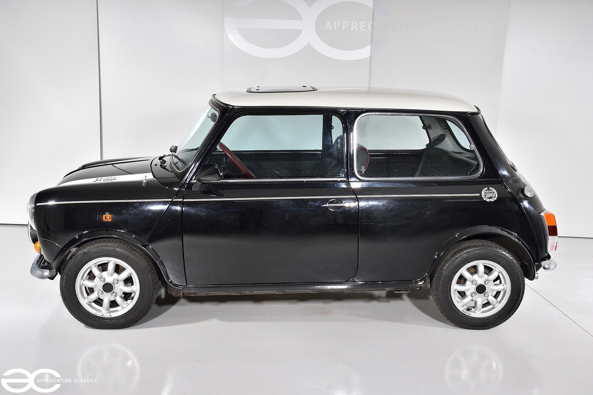 1990 Charity Auction - Mini Cooper RSP - 5K Miles - One Owner SOLD by Auction (picture 3 of 6)
