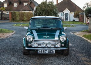 2000 Rover Mini Cooper Sport SOLD by Auction