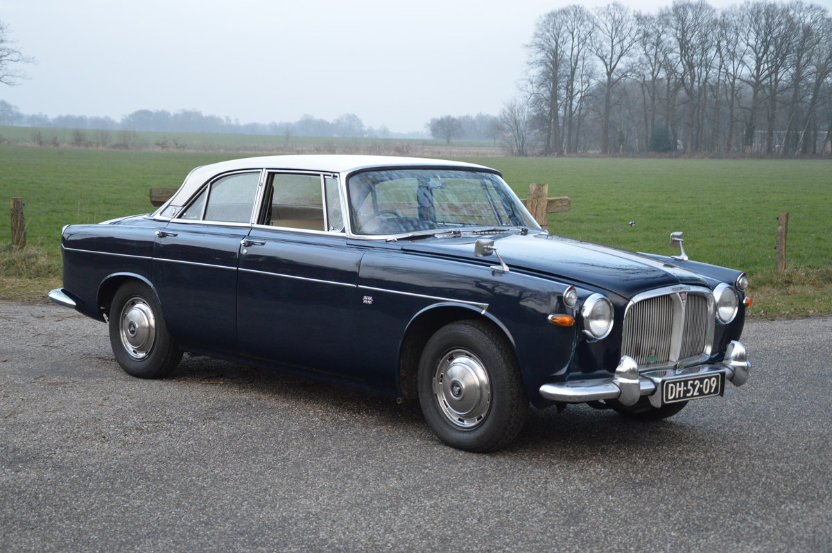Rover P 5 Coupe 1964 For Sale (picture 1 of 6)