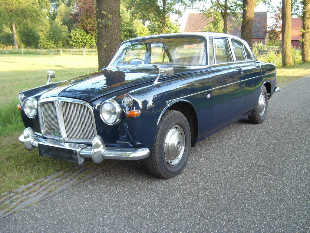 Rover P 5 Coupe 1964 For Sale (picture 2 of 6)