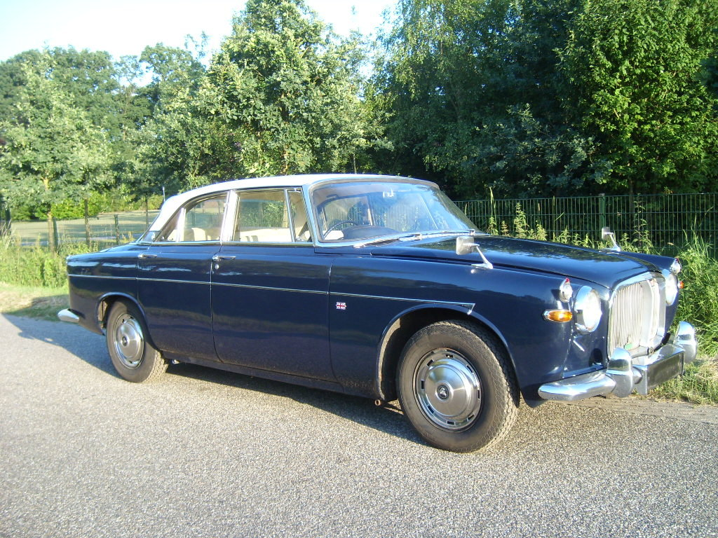 Rover P 5 Coupe 1964 For Sale (picture 4 of 6)