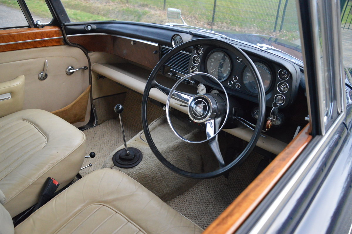 Rover P 5 Coupe 1964 For Sale (picture 5 of 6)