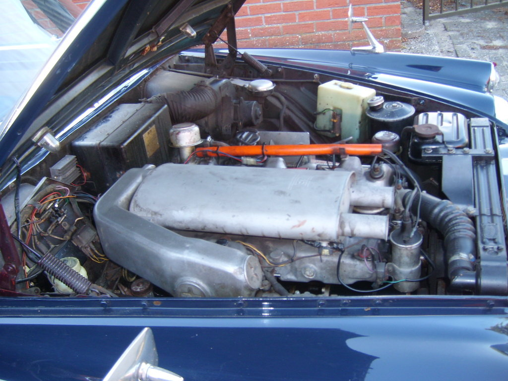 Rover P 5 Coupe 1964 For Sale (picture 6 of 6)