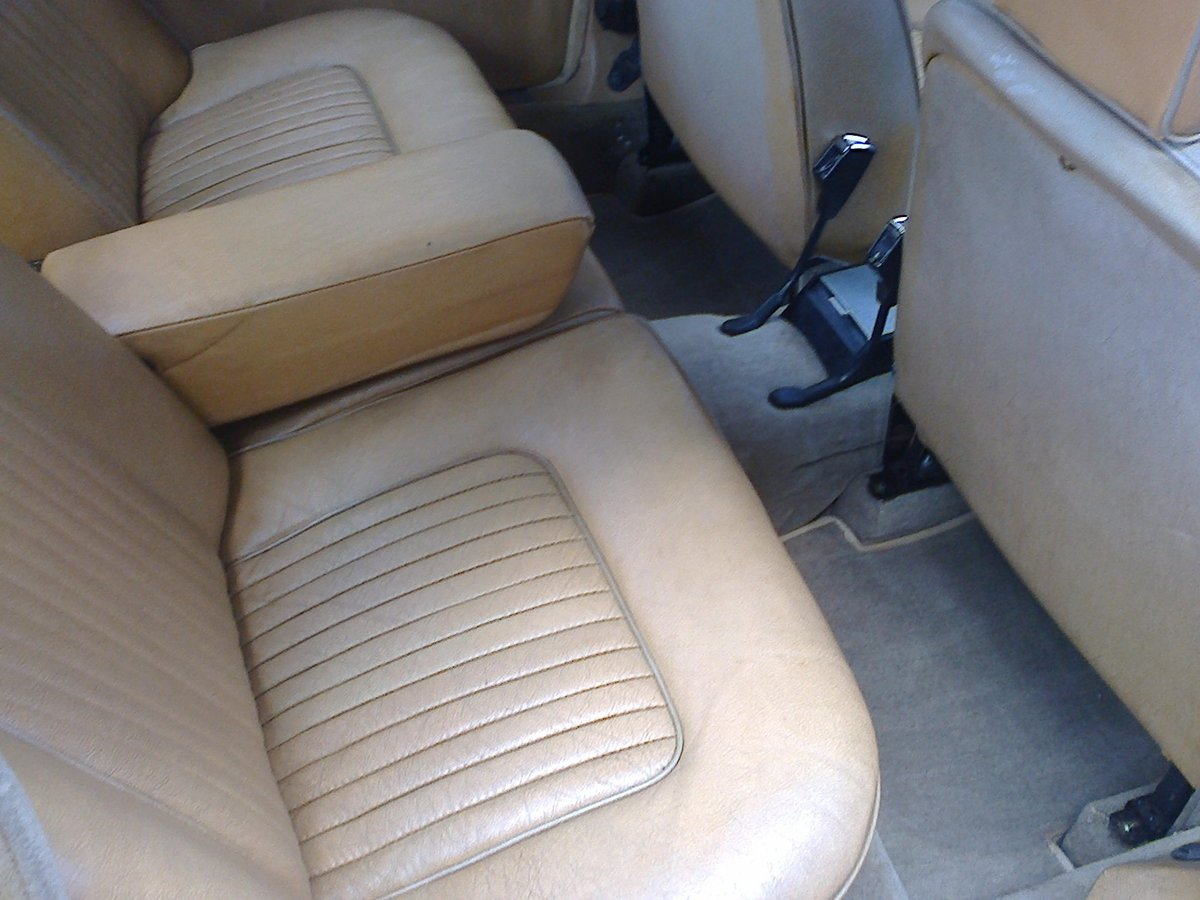1972 ROVER P6 For Sale (picture 4 of 6)