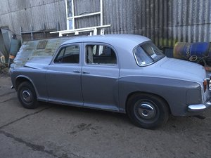 1963 rover p4 For Sale