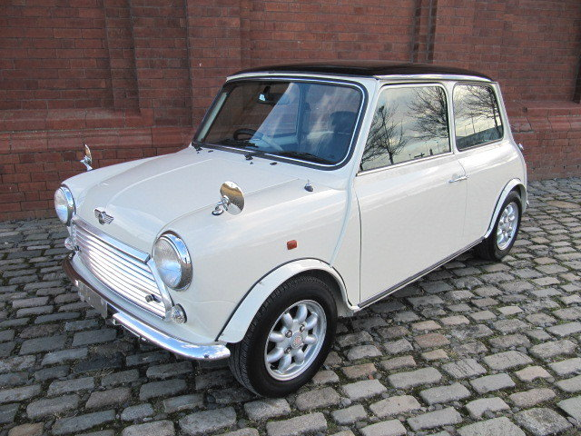 1999 ROVER MINI COOPER MODERN CLASSIC 1300 WITH ONLY 30000 MILES SOLD (picture 1 of 6)