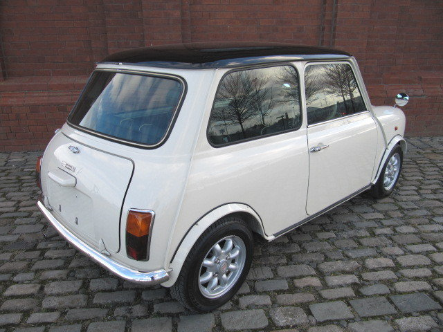 1999 ROVER MINI COOPER MODERN CLASSIC 1300 WITH ONLY 30000 MILES SOLD (picture 2 of 6)