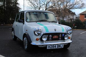 Rover Mini Mayfair Auto 1991 - To be auctioned 26-04-19 For Sale by Auction