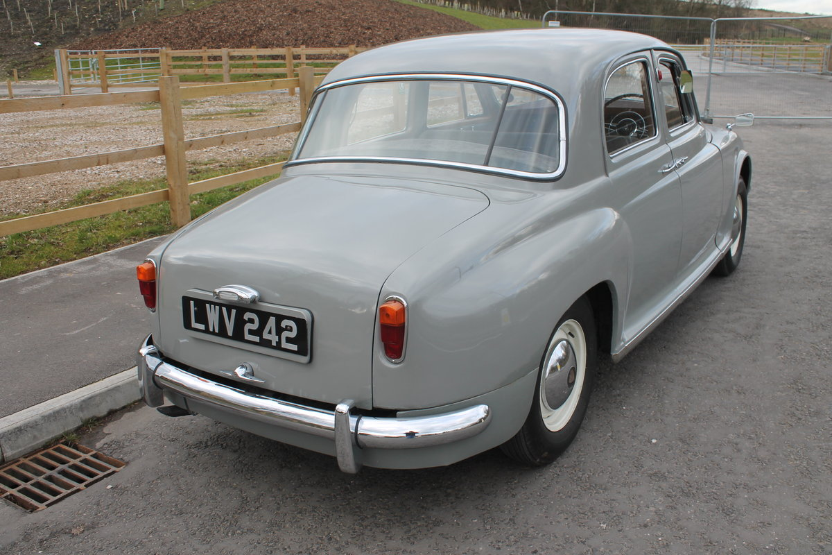 1955 Rover P4 75 Saloon  Lovely early example . 39,800 miles SOLD (picture 3 of 6)